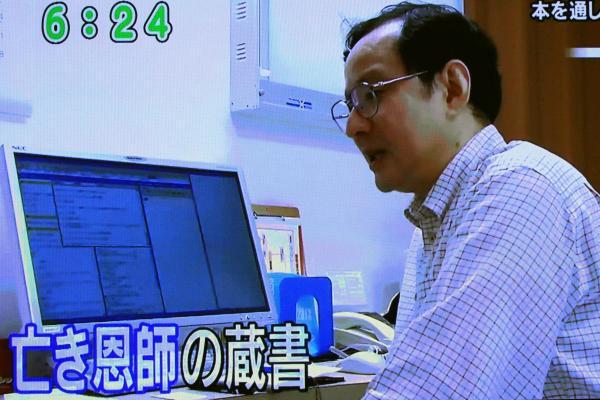 村上市の開業医 瀬賀弘行さん