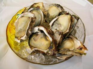 天然岩牡蠣のイメージ